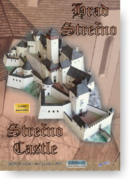 Strečno Castle 2nd edition